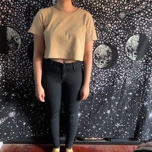BDG Mid-Rise Twig Grazer Black Denim Jeans